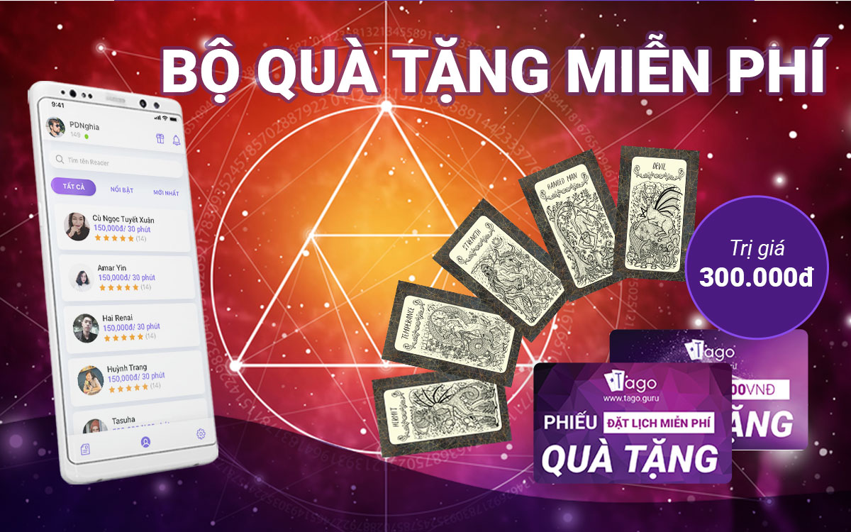 Nhận ngay COMBO quà tặng trị giá 300.000Đ cùng TAGO