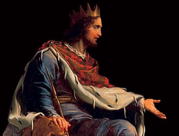 """Vua Solomon thành lập vương quốc Edom và được mệnh danh là """"nhà thống trị vĩ đại nhất của Israel""""."""
