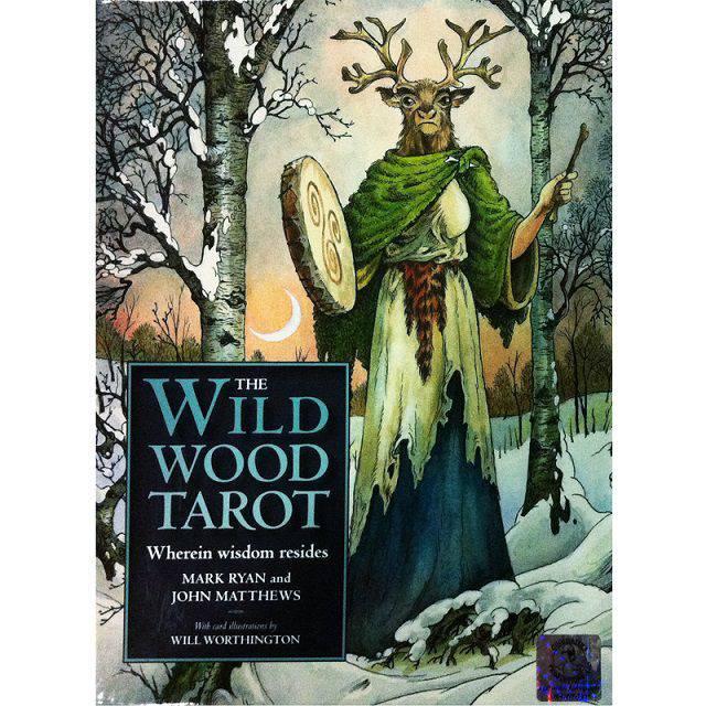Wildwood Tarot - Bộ Bài Lấy Cảm Hứng Từ Câu Chuyện Thần Thoại