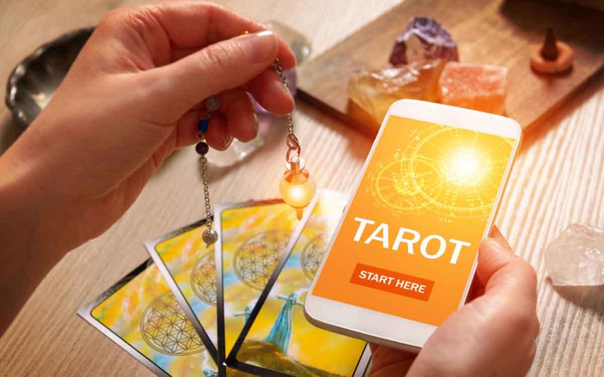 Ứng dụng xem bói bái tarot online nhanh chóng và dễ dàng