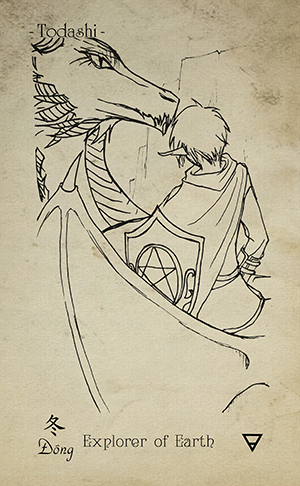 12-Knight-of-pentacles-EkoLand-TAGO