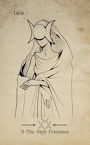 2-EkoLand-The-High-Priestess-Nu-Tu-TAGO