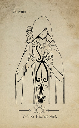 5-EkoLand-The-Hierophant-Tu-Te-TAGO