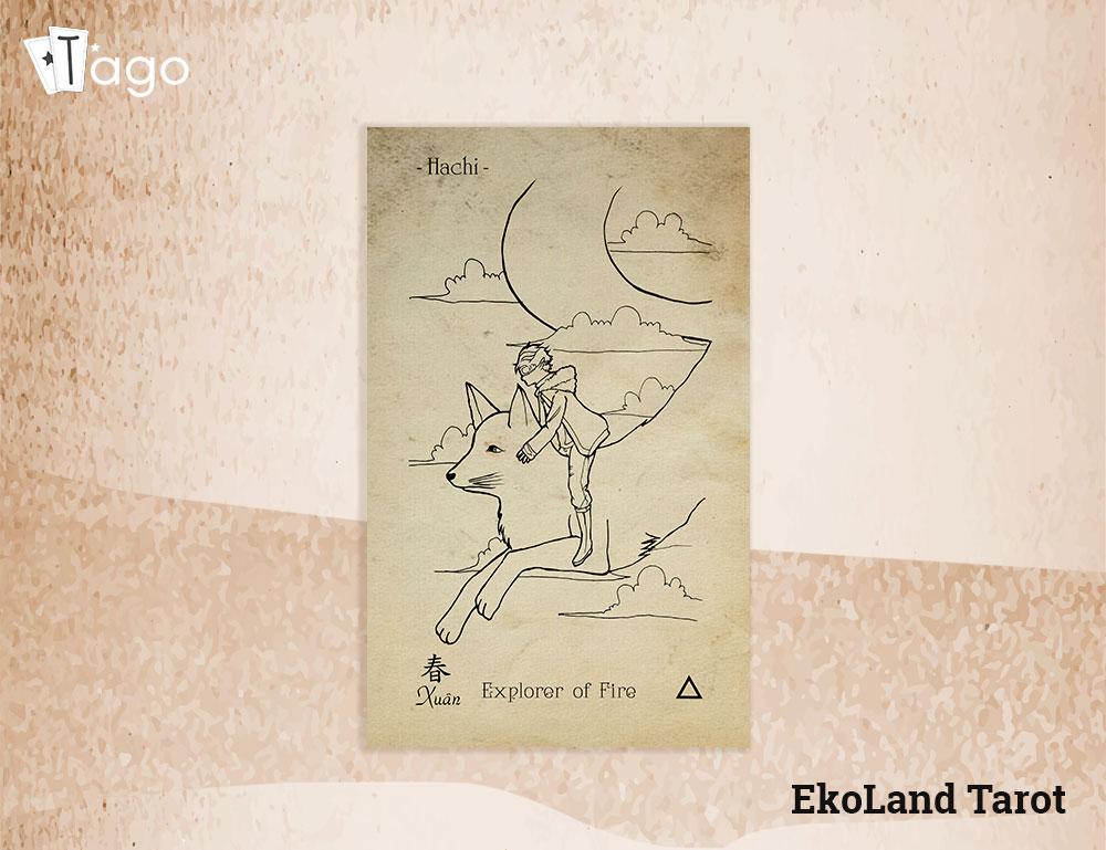 TAGO-No-Info-Bai-Tarot-Knight-of-wands